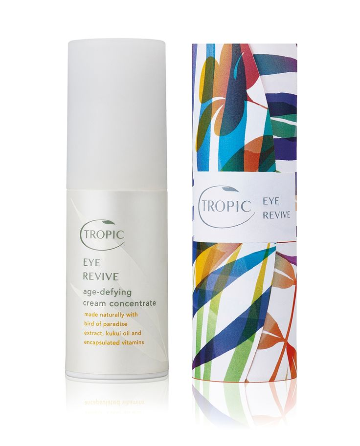 Powered by a blend of skin-firming,collagen-boosting flower and fruitextracts, this supercharged eye creamuses encapsulated vitamin technologyto dramatically reduce signs of ageingaround the delicate eye area.    | 15ml |    How to enjoy:  Using your ring finger, gently dab 1-2pumps around the whole eye areaand leave to absorb. Use morning and night before yourSkin Revive or Night Repair. | Shop this product here: spree.to/bxcv | Shop all of our products at…