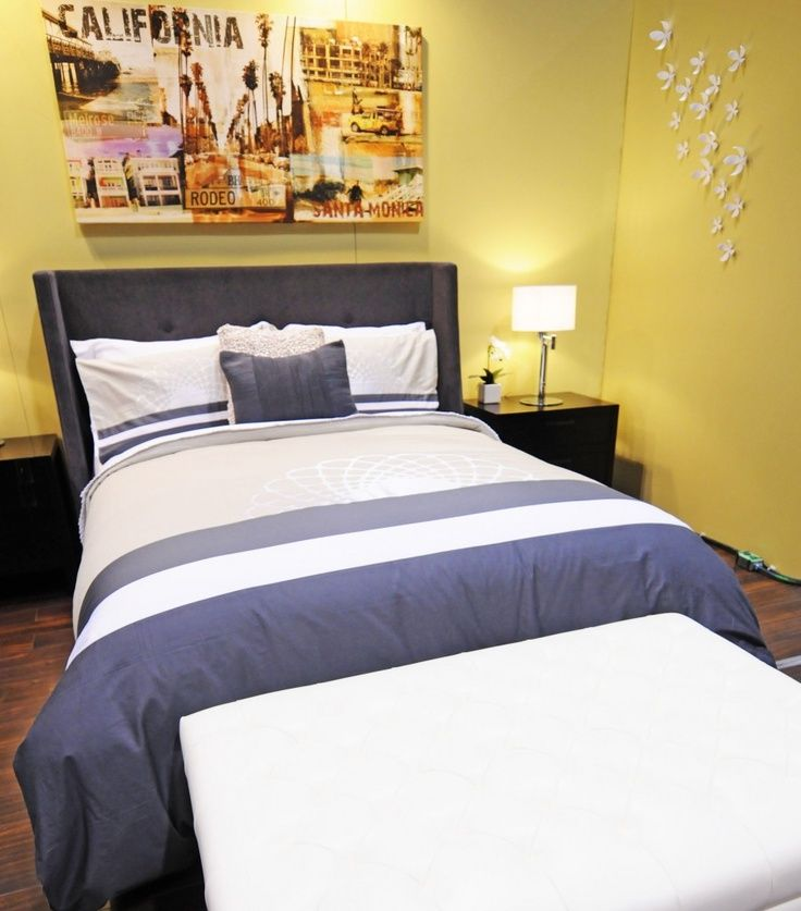 107 best Gele slaapkamers images on Pinterest   Bedrooms, Yellow and ...