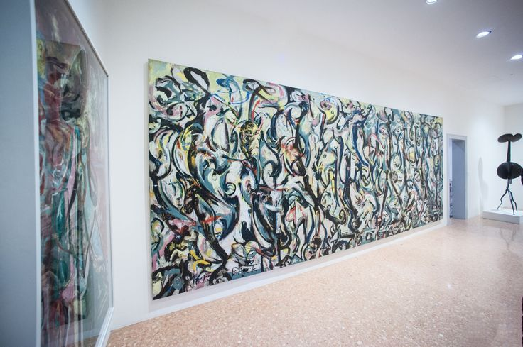 M s de 1000 im genes sobre jackson pollock paintings en for Mural pollock