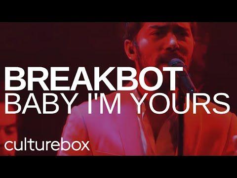 Breakbot - Baby I'm Yours - Live @ Rocher de Palmer - YouTube