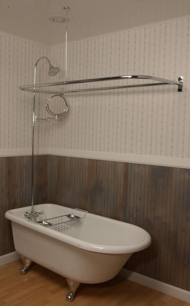 43 best bathrooms images on Pinterest | Bathroom, Small bathrooms ...