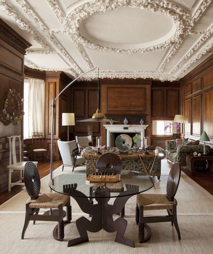 134 best robert couturier interior design images on for Interior designers hampshire