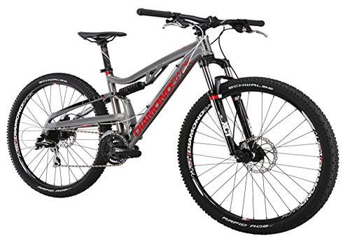Diamondback Bicycles 2015 Recoil Full Suspension Complete Mountain Bike