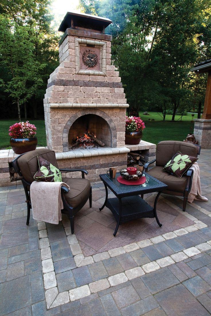 81 best paver patio ideas images on pinterest patio ideas