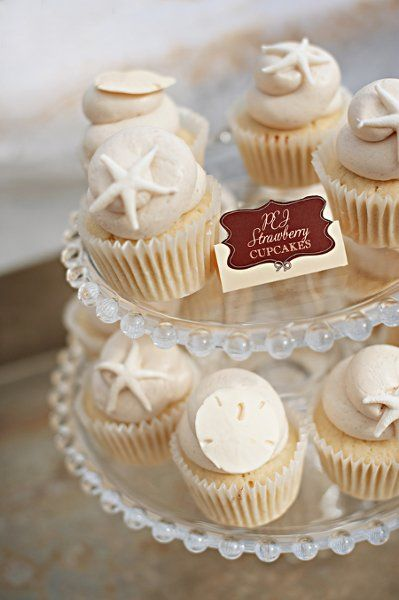 Rustic Beach Wedding Inspiration Wedding Cakes Photos on WeddingWire