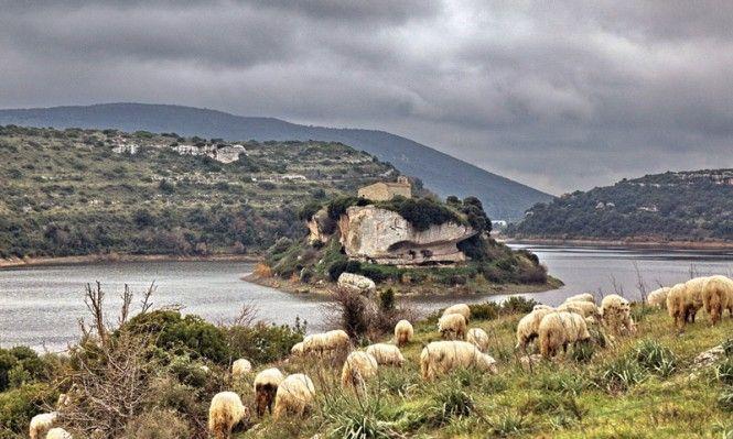 Chiesa San Sebastiano, Is Barrocus, Isili, Sud Sardegna