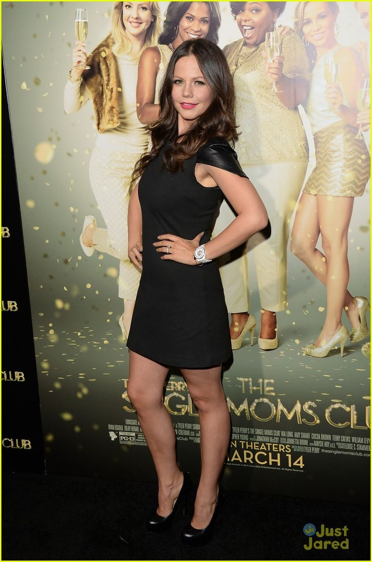 Tammin Sursok: 'The Single Moms Club' Premiere