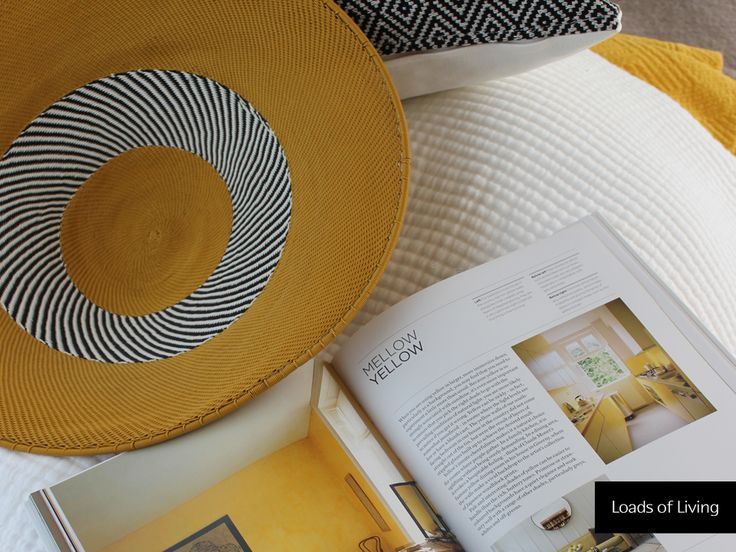 Designing a space around a monochromatic colour palette is an incredibly simple way to bring a touch of elegance to your interiors. #LoadsOfLiving