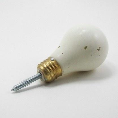 patre design ampoule blanche en bton design whamodyne 3200 b shure minerals - Patere Colore