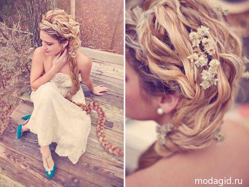 Свадебная мода: Сказочные свадьбы