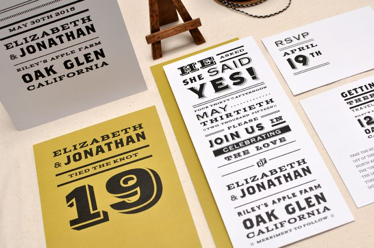 Vintage Newsprint Inspired Wedding Invitations   Smitten On Paper