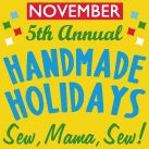 The Ultimate Handmade Holidays List 2011 « Sew,Mama,Sew! Blog - This is my absolute favorite handmade gift idea source. Every year just gets better, too. 2012 Handmade Holidays is already in progress...