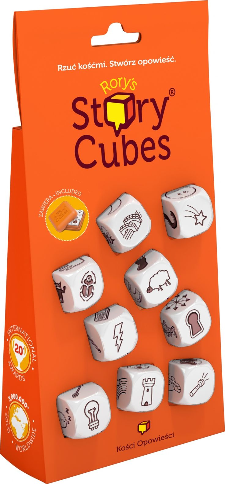 Story Cubes: Kompakt Gra