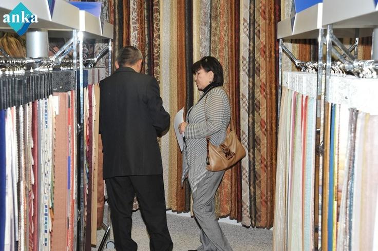Anka Textile, EVTEKS 2011 / CNR EXPO - Istanbul - Turkey