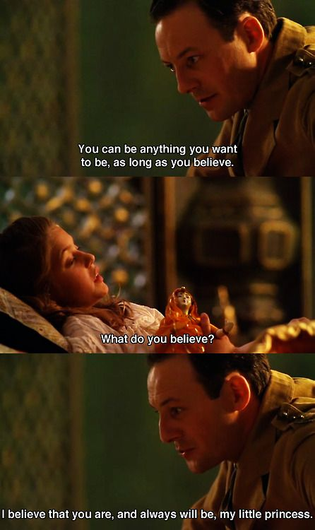 A Little Princess. Love this movie. Makes me cry every single time. Though the ending is different than the book....
