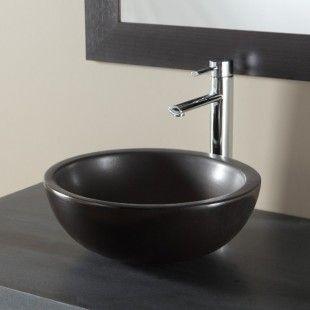 17 best images about salle de bain on pinterest double. Black Bedroom Furniture Sets. Home Design Ideas