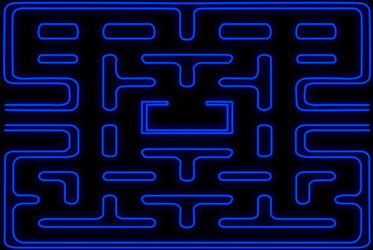 PRINT OUT A BUNCH OF MAZES (SMALL PAGES) AND CREATE MAZES FOR GAMES AND TREAT FAVORS - EASY DIY PAC MAN TREATS