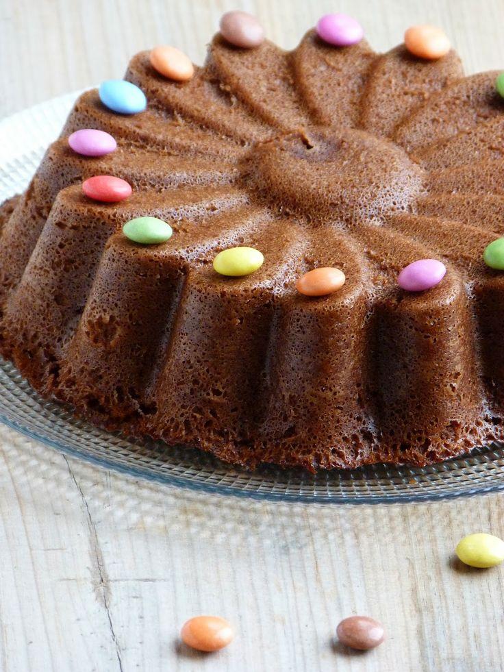 chic,chic,choc...olat: Un délicieux gâteau moelleux au chocolat en moins de 15 minutes,mo