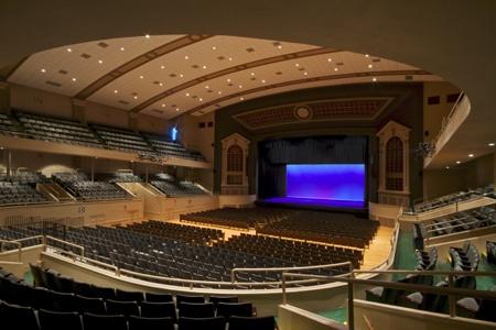 Township auditorium columbia sc