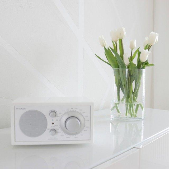 Tivoli Audio. Via Oma Koti Valkoinen.