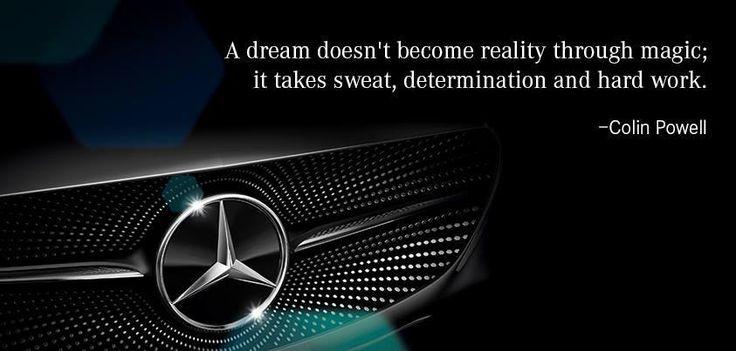 Mercedesbenz wisdom word colin powell wisdom for Mercedes benz ticker symbol