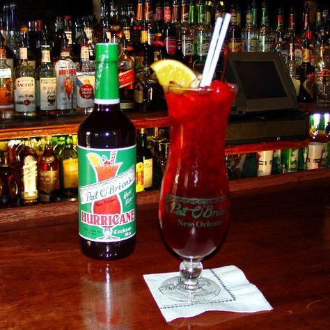 New Year's Eve New Orleans Drink Recipes: The Hurricane — GoNOLA.com