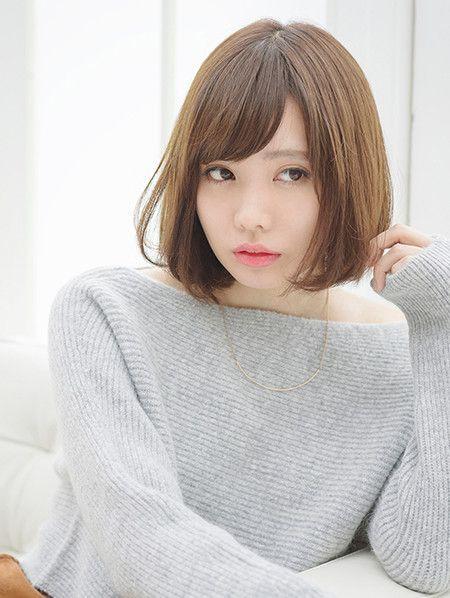 HAIR TREND 2017 冬|福島 ユウスケ(ボブ)|ホットペッパービューティー