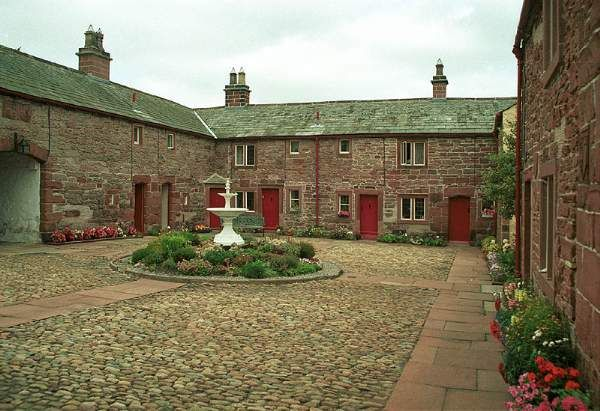 St Anne's Hospital, Appleby-in-Westmoreland, Cumbria