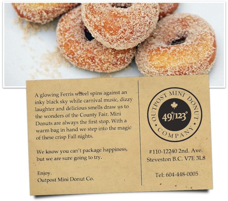 Outpost Mini Donut Co., Steveston
