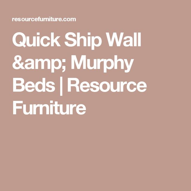 Best 25 Resource Furniture Ideas On Pinterest Space