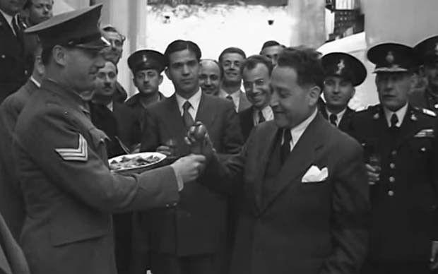 Πάσχα στην Ελλάδα 1947 - Σπάνιο βίντεο ντοκουμέντο