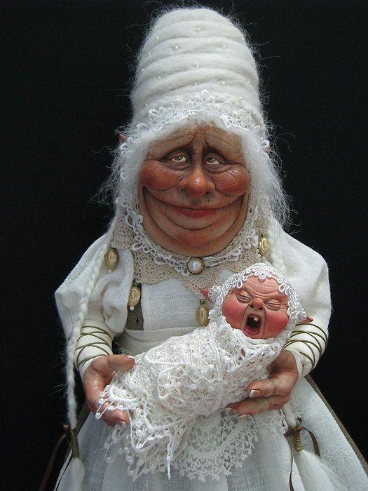 """""""The Royal Faery's Nanny"""""""