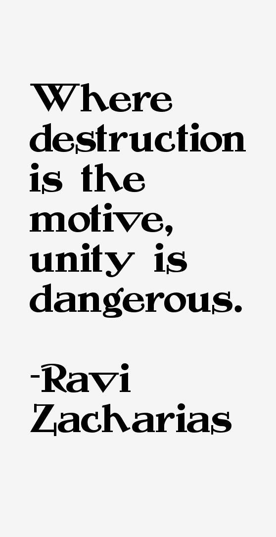 Ravi Zacharias Quotes & Sayings (Page 3)