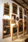 Antieke spiegels in diverse stijlen - Spiegels - Interieur - Producten