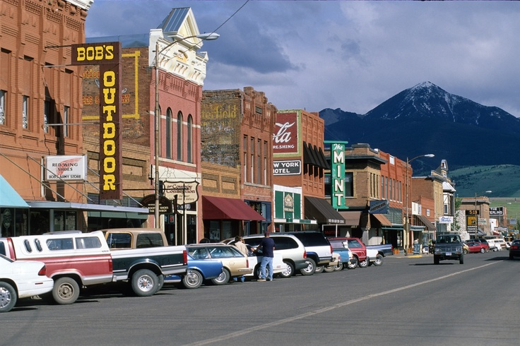 Livingston, Montana, north of Paradise Valley. Photo courtesy of the Montana Office of Tourism. Discover more at www.visitmt.com and www.discoveramerica.com.