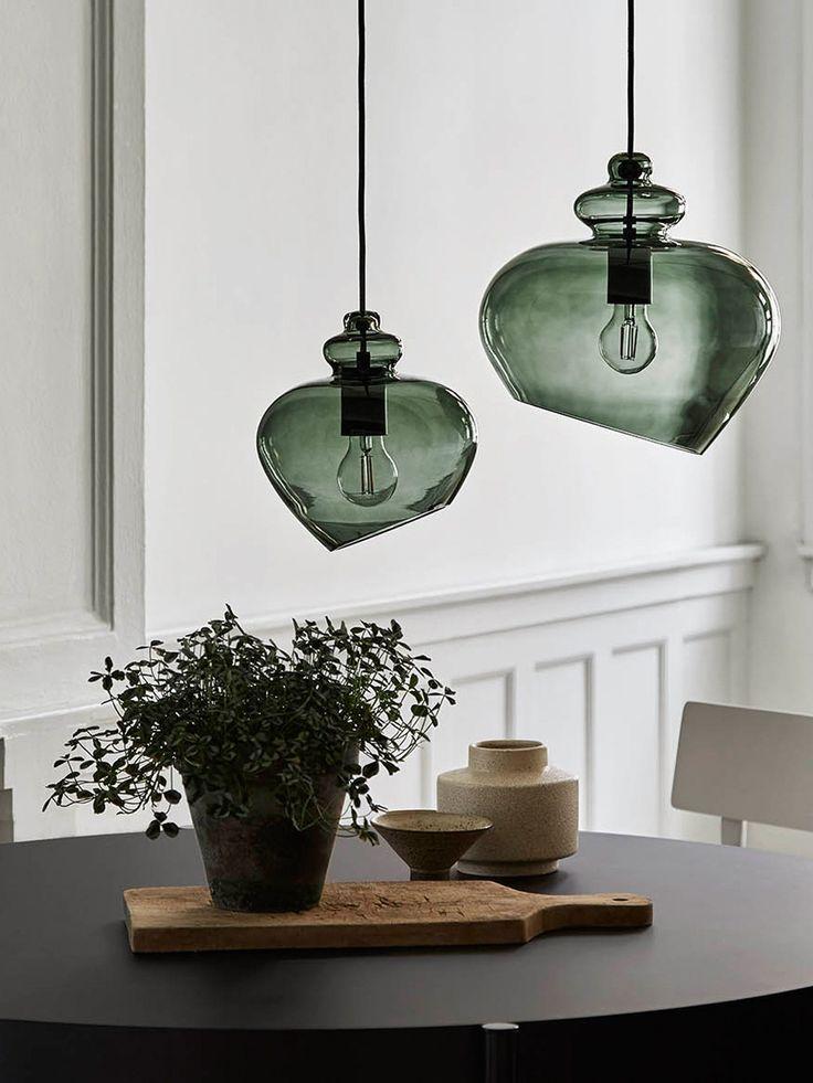 Grace Designort Com Glaslampen Pendelleuchte Rustikale Lampen