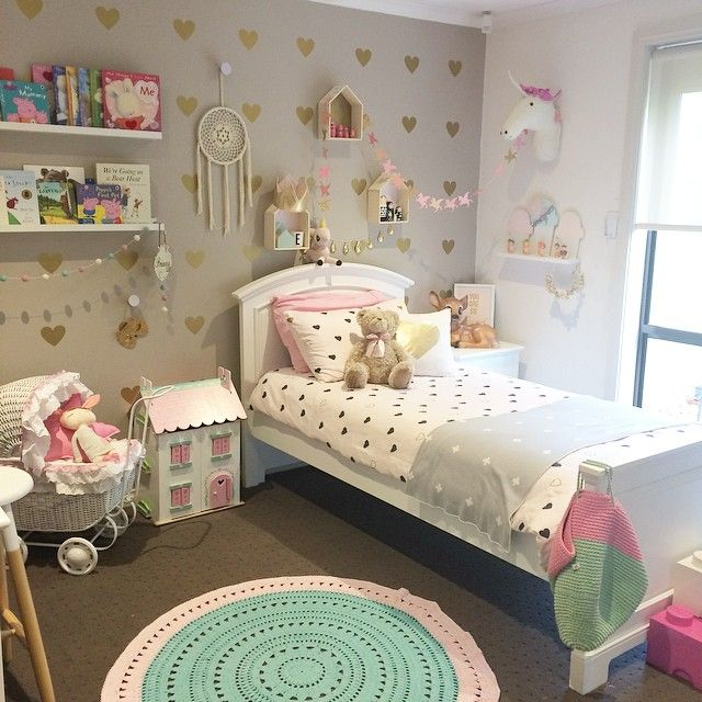 Mejores 186 im genes de decoracion en pinterest girls for Cuartos para ninas montessori