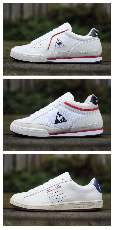 Le Coq Sportif Tennis Collection | Sneakers: Le Coq ...