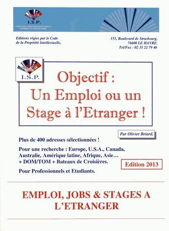 AG 510.6 BRI - Vers l'emploi - BU Tertiales http://195.221.187.151/search*frf/i?SEARCH=978-2-915225-64-8 &searchscope=1&sortdropdown=-