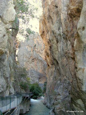 Saklıkent Gorge near #Fethiye