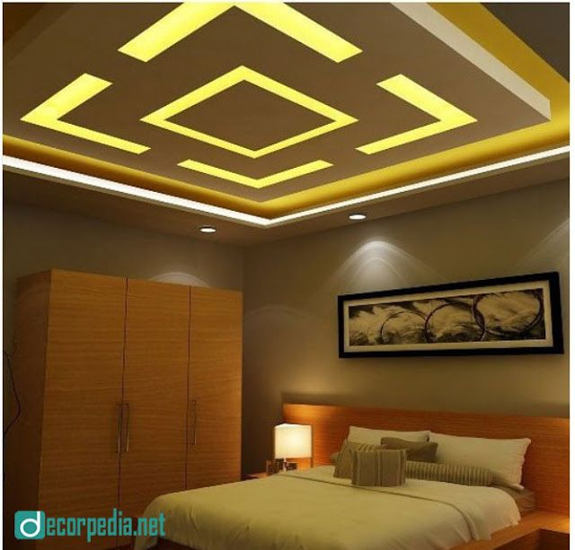 The Best False Ceiling Designs And Ideas For Bedroom 2019 With Led Lights Ceiling Design Bedroom False Ceiling Design Bedroom False Ceiling Design