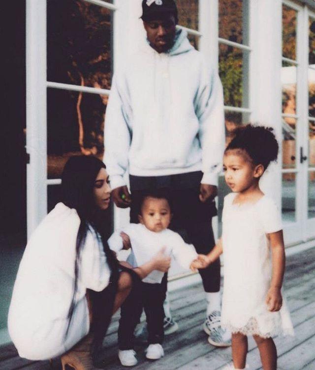 Congrats on your new bb gal @kimkardashian & Kanye 🙌🏼 #PrincessPolly