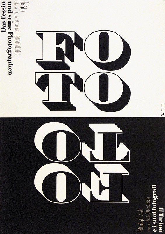 Bruno Monguzzi – Das Tessin und seine Photographen, 1988