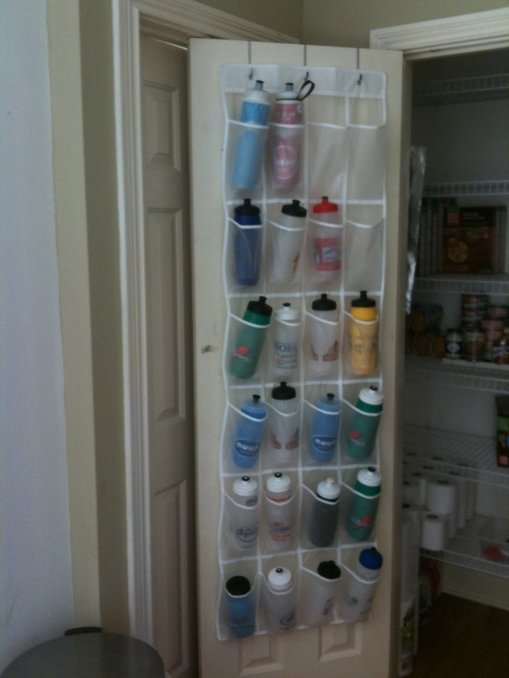 Simple Water Bottle Storage Solution | FTP Coaching
