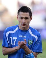 FUSSBALL INTERNATIONAL: Sanjar TURSUNOV (Usbekistan)