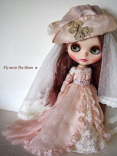 Blythe Dolls Wedding