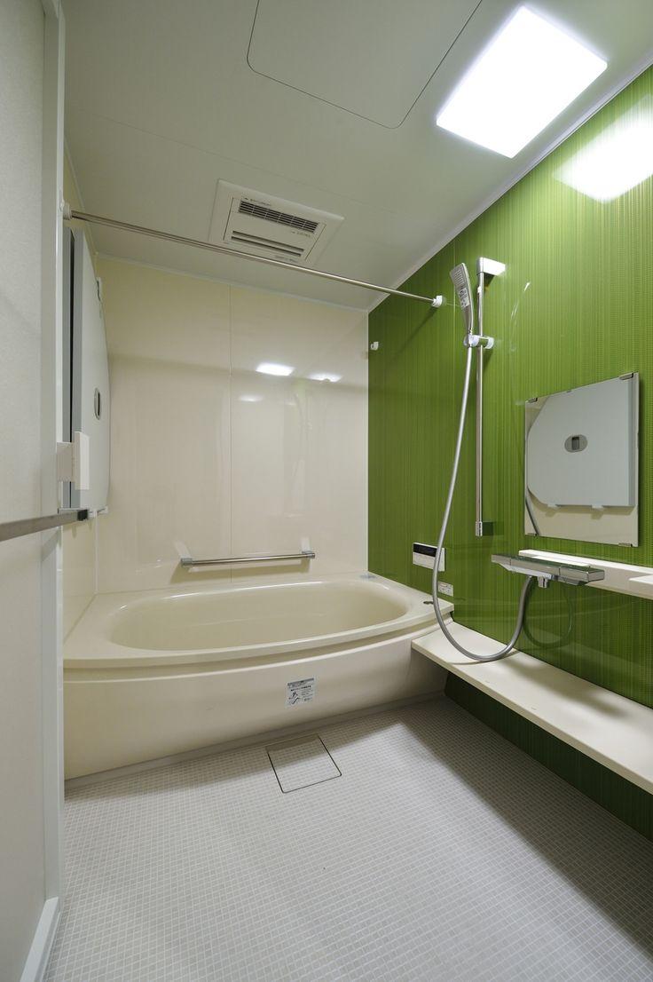 リフォーム・リノベーションの事例|浴室|施工事例No.496無垢材や珪藻土。ほんもの素材はパパとママからの贈り物|スタイル工房