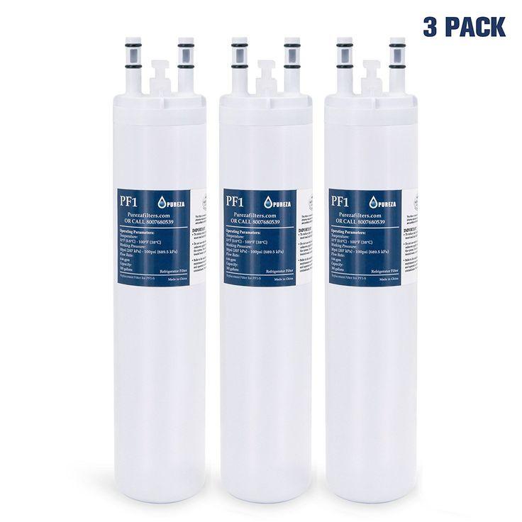 Frigidaire ultrawf water filter refrigerator ice maker