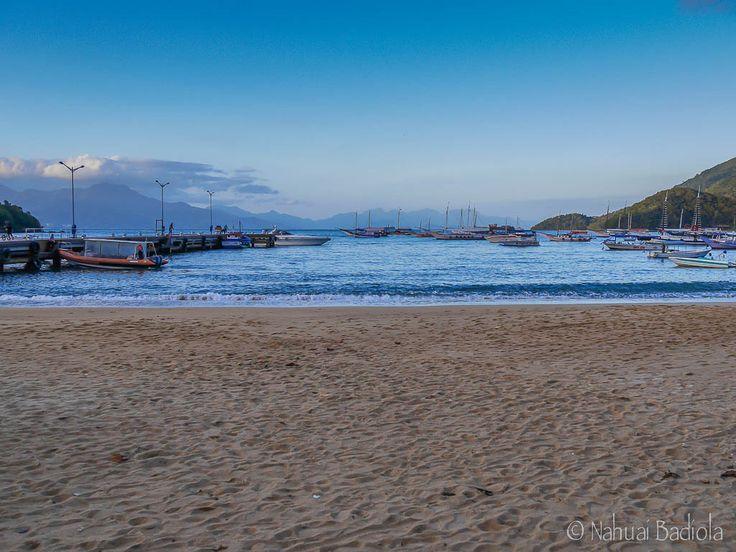 Puerto de Vila do Abraão, Ilha Grande