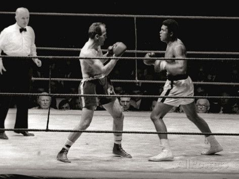 Ali vs. Henry Cooper (May 1966)